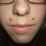 Angelbites piercing