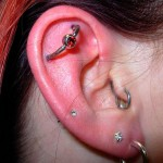 orbital piercing
